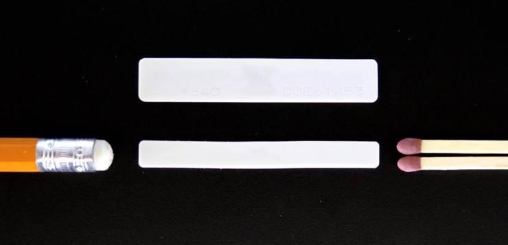 Fujitsu RFID Smallest tag in the world