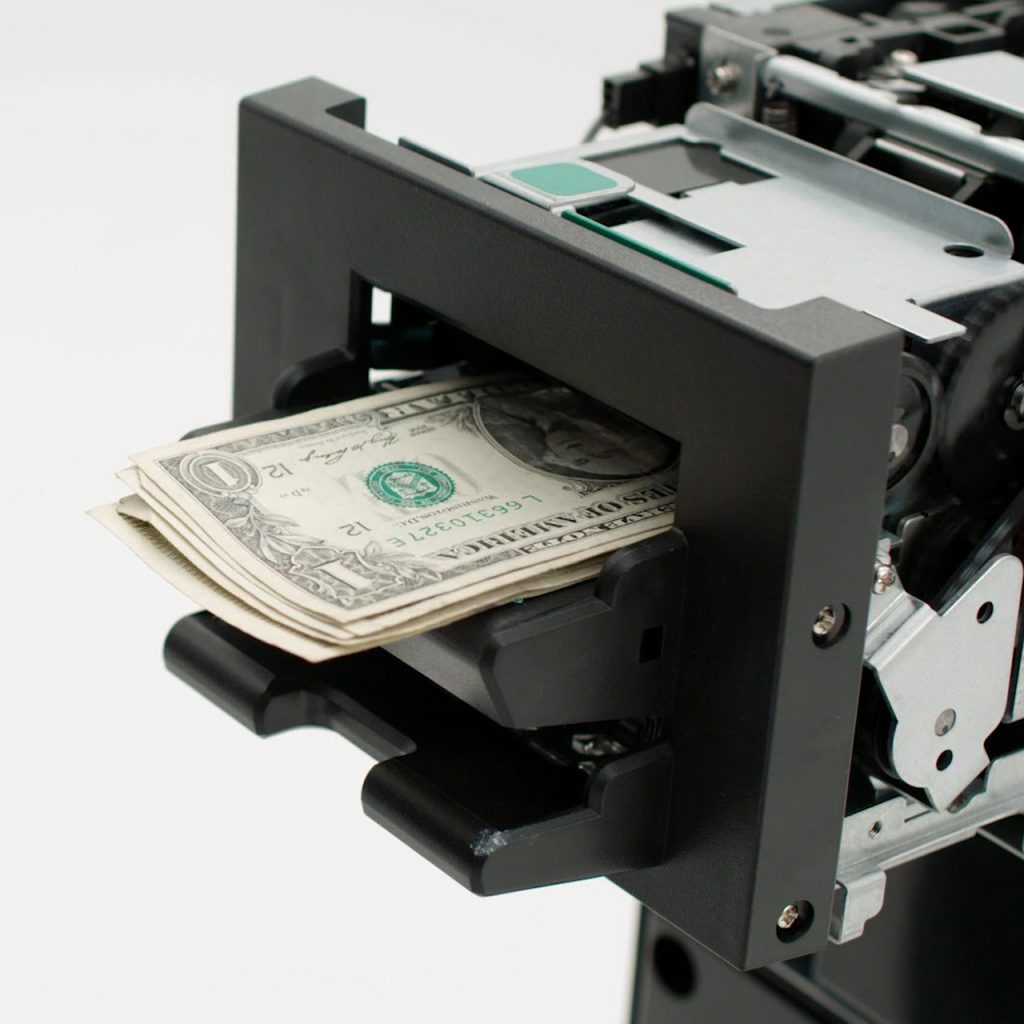 What is a cash recycler